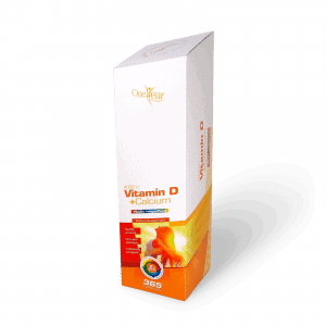 D-vitamin – One Year Products