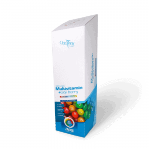 Multivitamin 100% NRV – One Year Products