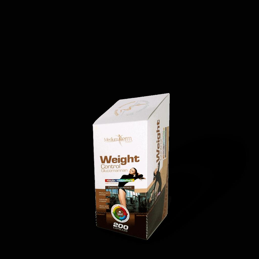 Weight Control Glucomannan